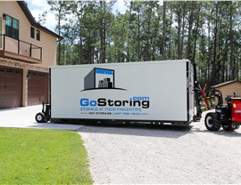 orlando portable storage moving containers