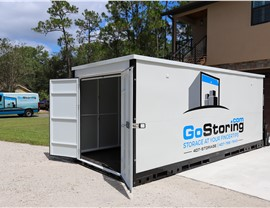 orlando storage moving containers